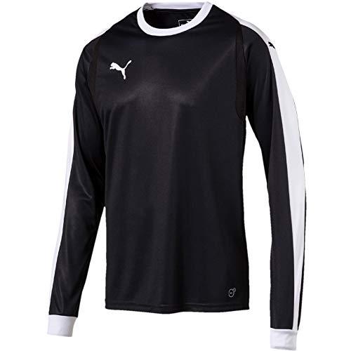(PUMA LIGA GK Shirt Size M (Black))