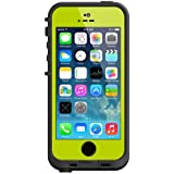 LifeProof FRE iPhone 5/5s Waterproof Case - Retail Packaging - LIME (Discontinued by Manufacturer)