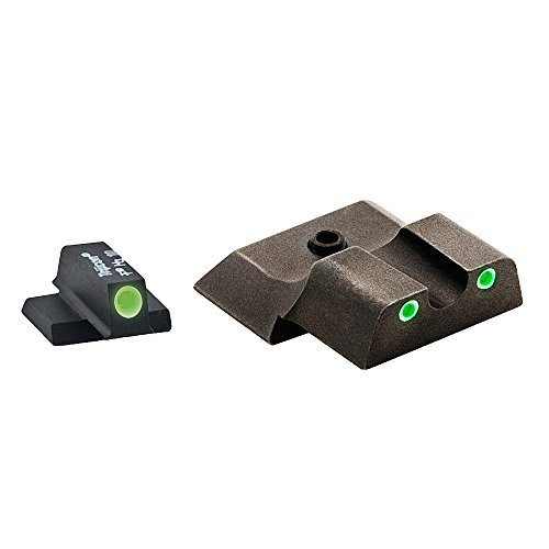 Ameriglo Classic Series 3 DOT Sights for S & W M & P, Grün Grün by ameriglo