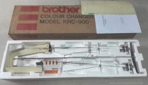 KRC900 lit double couleur changeur pour brother machine à tricoter KR830 KR850 KR260