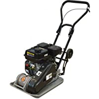 9TRADING Vibratory Plate Compactor 79cc for Paving, Landscaping, Sidewalk, Patio Project,Free Tax, Delivered Within 10 Days