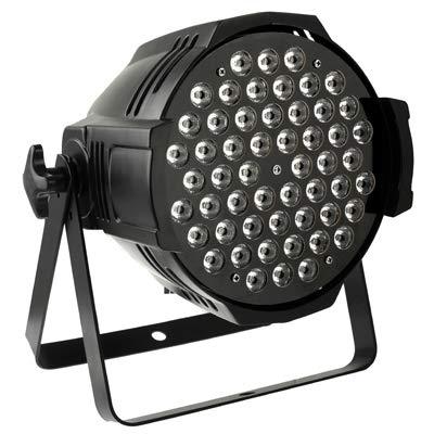 stage lighting LED-B06 RGB 3W x 54 LED PAR Light DMX512 Stage Light, Master/Slave Control/Auto Run Mode