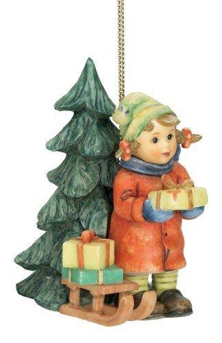 M I Goebel Hummel Happy Holidays Christmas Ornament - Good Tidings - Amazon.com: M I Goebel Hummel Happy Holidays Christmas Ornament