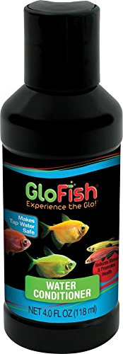 GloFish 19666 Water Conditioner, 4-Ounce