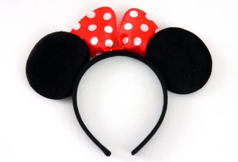 Minnie Mouse Dryer with Headband Set