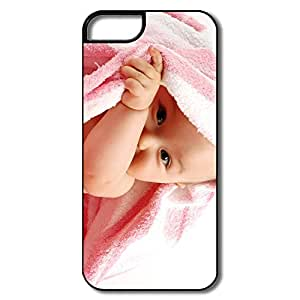 Design Classic Cute Baby Boy 2 Cover For Iphone 5S