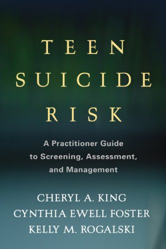 Download Teen Suicide Risk: A Practitioner Guide to Screening, Assessment, and Management (Guilford Child and Adolescent Practition) Pdf