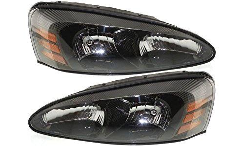 Evan Fischer EVA13572055215 Headlight Composite Passenger