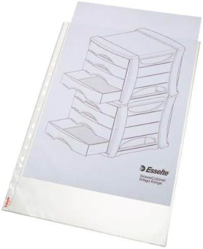 Formato Verticale Confezione da 50 buste Esselte 55231 Busta Trasparente