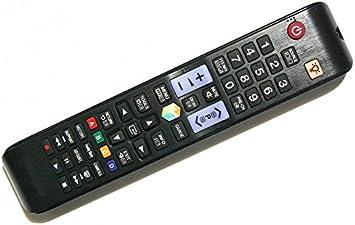 Mando a distancia universal para Samsung Smart 3d TV, LCD, Plasma, sin configuración AA59 – 00638 A, AA59 – 00582 A, BN59 – 01079 A, AA59 – 00622 A, AA59 – 00518 A, BN59 – 01039 A, BN59 – 01014 A: Amazon.es: Electrónica