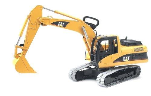 Bruder Toys Cat Excavator - Caterpillar Construction Toys