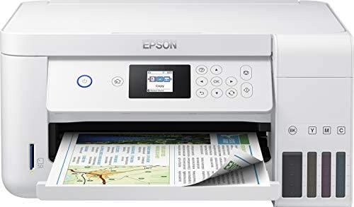 Epson EcoTank ET-2756 Inyección de Tinta 33 ppm 5760 x 1440 dpi A4 WiFi - Impresora multifunción (Inyección de Tinta, 5760 x 1440 dpi, 100 Hojas, A4, ...