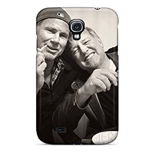 Samsung Galaxy S4 QCO3082FBww Unique Design Stylish Red Hot Chili Peppers Pictures Scratch Resistant Hard Phone Cover -PhilHolmes