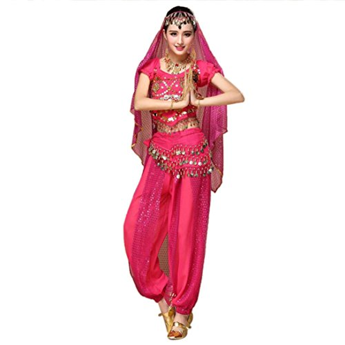 Buy belly dance dress india - 9