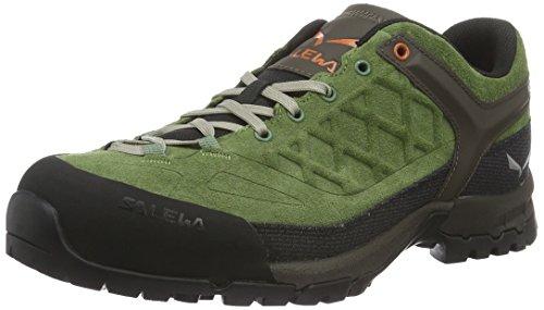 De Randonnée rusty Basses 4015 Homme Salewa Chaussures Rock myrtle Vert Trektail fwqCpO