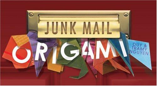 Junk Origami Mail (Junk Mail Origami)