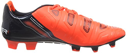 Scarpe Da Calcio Puma Evopower 1.2 Fg Football Men 103171 08 Lava Blast-white-total Eclipse 08