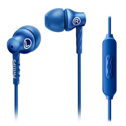 Philips SHE8105BL 27 Ear Headphones