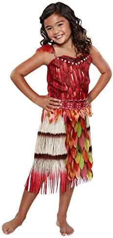 Moana Disney Voyager Outfit Costume
