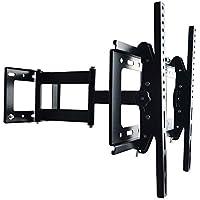Sunydeal Tilt Swivel Full Motion TV Wall Mount Bracket for VIZIO D-Series, E-Series, M-Series, P-Series 28 32 39 40 43 48 50 55 60 Class Full Array LED Smart TV
