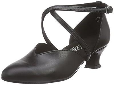 Diamant Damen Tanzschuhe 107-013-034, Women's Ballroom Dance Shoes