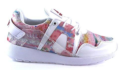 ASFVLT - Super Advanced - Sneaker - weiß | watercolour Weiß