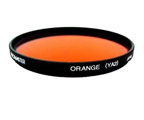 ProMaster 49mm Orange YA2 Filter for Black and White Photogr
