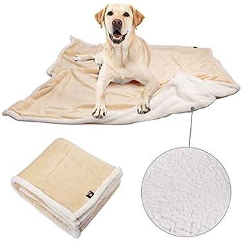 Amazon.com: Pawsse - Manta impermeable para perro, tamaño ...