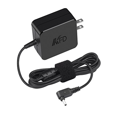 [UL Listed] KFD AC Adapter for Samsung XE500C21/7 Slate/Series 9 Ultrabook Ativ Book 5 7 9 900x 900x3a 900x3b 900x4b AD-4019W AD-4019P AA-PA2N40L BA44-00278A ASUS UX21 UX31 UX31E UX21E 19V 2.37A 40W (Samsung Np900x3a Ac Power Adapter)