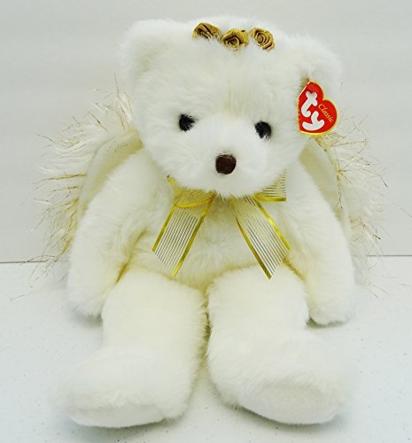 - Ty Beanie Babies Ty Classic Divine the Angel bear Retired