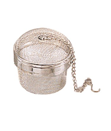Mesh Stainless Steel 2.5 inch Tea Ball Infuser by Danesco
