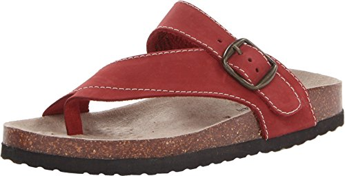 sandals red - 8
