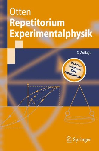 (Repetitorium Experimentalphysik (Springer-Lehrbuch) (German)