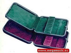 GUARDACAÑAS OBOE - Pisoni (Mod.D111) para 10 Cañas (Estuche de Lujo): Amazon.es: Instrumentos musicales