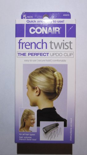 Conair French Twist Perfect Clip