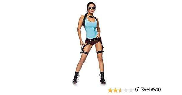 A80021 – Disfraz de Halloween Marrón y azul XS: Amazon.es: Ropa y ...