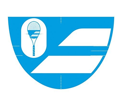 Babolat Tennis Racket String Stencil Logo by Babolat