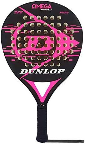 Dunlop Omega Pro Pala, Unisex Adulto, Fucsia, Talla Única: Amazon ...