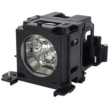 Brillante lámpara Osram lámpara vivienda para Hitachi cp-s240lamp ...