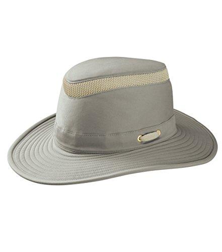 (Tilley Endurables Unisex Hikers Hat Khaki/Olive 7)