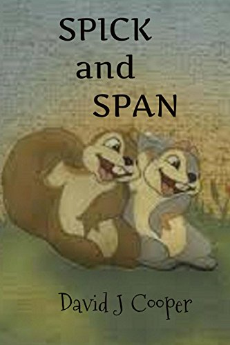 Spick and Span by [Cooper, David]