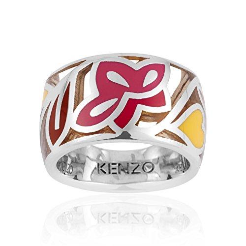 Bague KENZO Argent 925/1000 - Femme