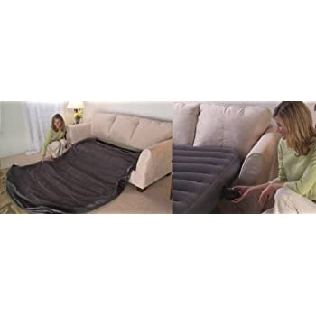 Amazon Com Queen Air Dream Sleeper Sofa Replacement