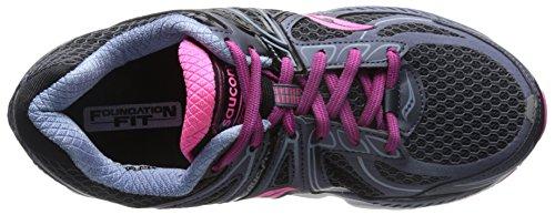 Saucony Women's Echelon 5 Running Shoe Grey/Pink clearance genuine buy cheap reliable ycCc0cyoj1