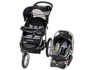 Baby Trend Expedition Jogger Travel System, Phantom