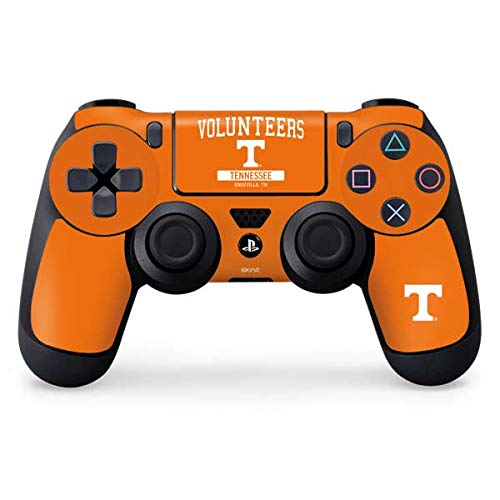 - Skinit University of Tennessee PS4 Controller Skin - Tennessee Volunteers Design - Ultra Thin, Lightweight Vinyl Decal Protection