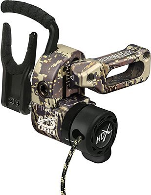 QAD Ultra Rest HDX Optifade Open Country Camo Left Hand