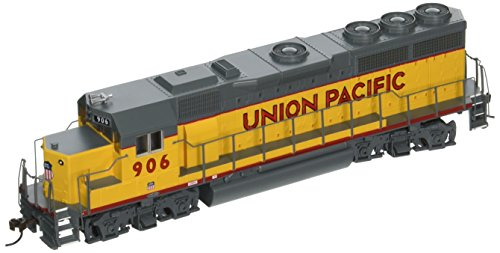 - Bachmann Industries EMD GP40 DCC Union Pacific #906 Sound Value Equipped Locomotive (HO Scale)