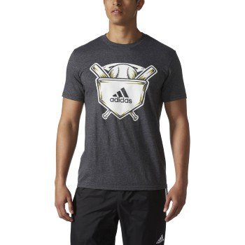 2b8777e10fe Galleon - Adidas Men s Athletics Graphic Tee