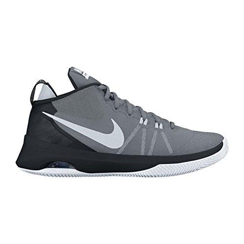 NIKE Herren Air Versitile Nbk Basketball-Schuhe Cool Grey / Reines Platin / Wolf Grey / Schwarz